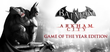 Купить Batman: Arkham City - Game of the Year Edition