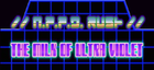 Купить N.P.P.D. RUSH - The milk of Ultraviolet