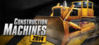 Купить Construction Machines 2014