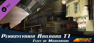 Купить Trainz Simulator 12: PRR T1