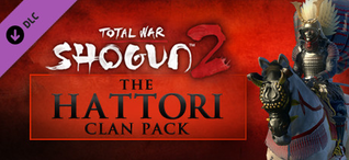 Купить Total War: Shogun 2 - The Hattori Clan Pack DLC