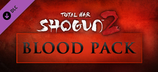 Купить Total War: Shogun 2 - Blood Pack DLC