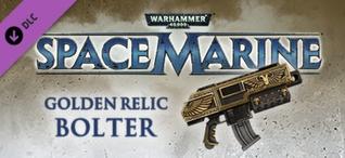 Купить Warhammer 40,000: Space Marine - Golden Relic Bolter