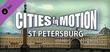 Купить Cities in Motion: St. Petersburg