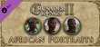 Купить Crusader Kings II: African Portraits