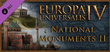 Купить Europa Universalis IV: National Monuments II