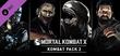 Купить Mortal Kombat X. Kombat Pack 2
