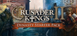 Купить Crusader Kings II: Dynasty Starter Pack