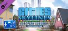 Купить Cities: Skylines - Content Creator Pack: European Suburbia