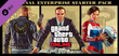 Купить Grand Theft Auto V - Criminal Enterprise Pack