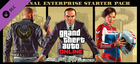 Купить Grand Theft Auto V - Criminal Enterprise Pack