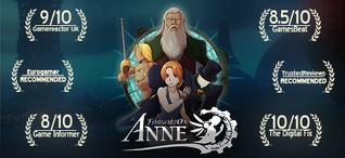 Купить Forgotton Anne