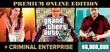 Купить Grand Theft Auto V + Premium + Online + $8,000,000