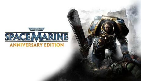 Купить Warhammer 40,000: Space Marine - Anniversary Edition