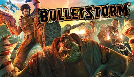 Купить Bulletstorm 2011