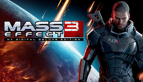 Купить Mass Effect 3 N7 Digital Deluxe Edition