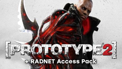 Купить Prototype 2 + Radnet