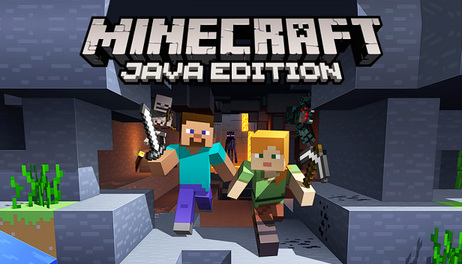Купить Minecraft JAVA Edition