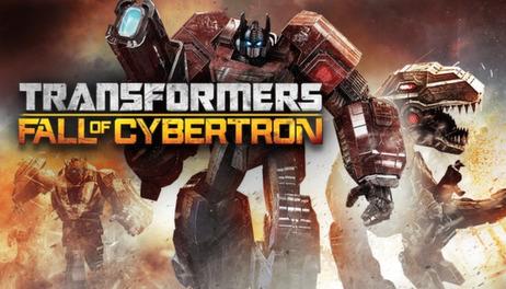 Купить Transformers: Fall of Cybertron