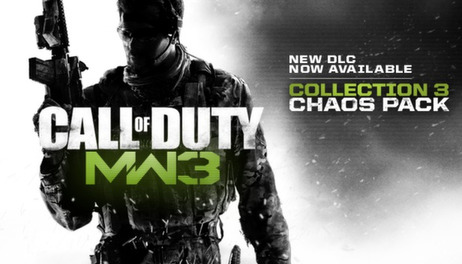 Купить Call of Duty: Modern Warfare 3 Collection 3: Chaos Pack