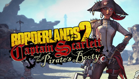 Купить Borderlands 2 - Captain Scarlett and her Pirate's Booty