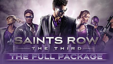Купить Saints Row: The Third - The Full Package