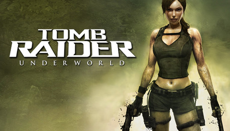 Купить Tomb Raider: Underworld