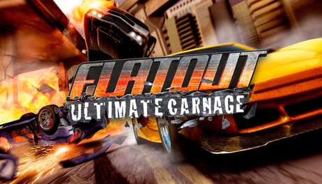 Купить FlatOut: Ultimate Carnage