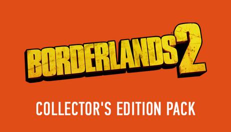 Купить Borderlands 2: Collector's Edition Pack
