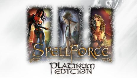 Купить Spellforce - Platinum Edition