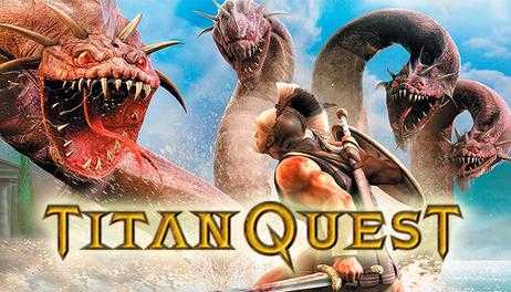 Купить Titan Quest Gold