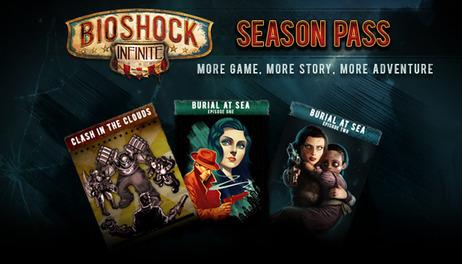Купить Bioshock Infinite - Season Pass