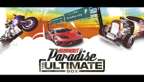 Купить Burnout Paradise: The Ultimate Box