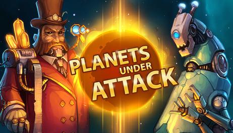 Купить Planets Under Attack