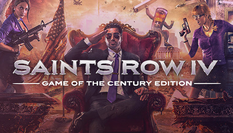 Купить Saints Row IV: Game of the Century Edition
