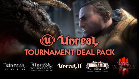 Купить Unreal Deal Pack