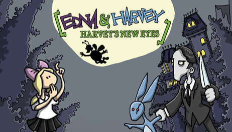 Купить Edna & Harvey: Harveys New Eyes