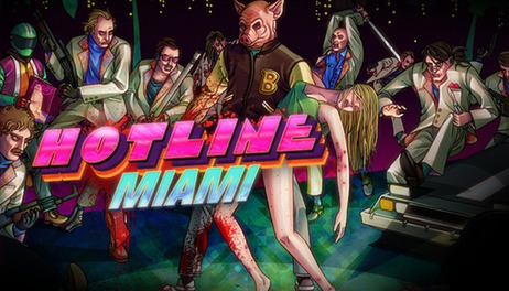 Купить Hotline Miami