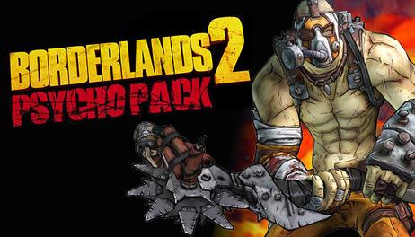 Купить Borderlands 2 - Psycho Pack