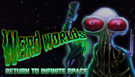 Купить Weird Worlds: Return to Infinite Space