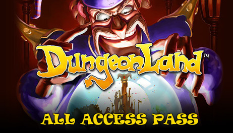 Купить Dungeonland - All Access Pass