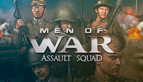 Купить Men of War: Assault Squad