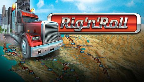 Купить Rig 'n' Roll - Дальнобойшики 3: Покорение Америки
