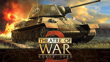 Купить Theatre of War 2: Kursk 1943