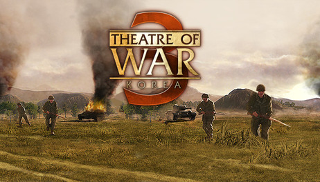 Купить Theatre of War 3: Korea