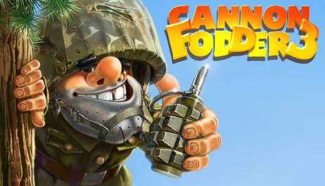 Купить Cannon Fodder 3