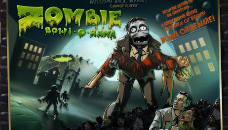 Купить Zombie Bowl-o-Rama
