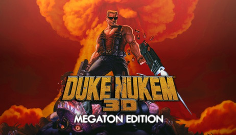 Купить Duke Nukem 3D Megaton Edition