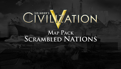 Купить Sid Meier's Civilization V - Scrambled Nations Map Pack