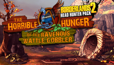 Купить Borderlands 2: Headhunter 2: Wattle Gobbler